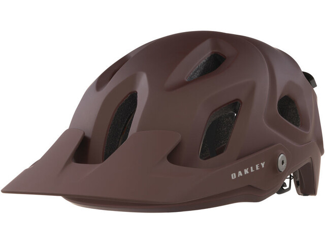 Oakley DRT5 Fietshelm, grenache/forged iron